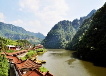 龙潭湖景区