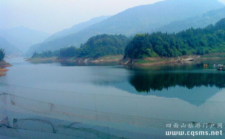 国家水利风景区清溪沟